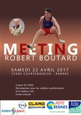 Meeting Robert Boutard